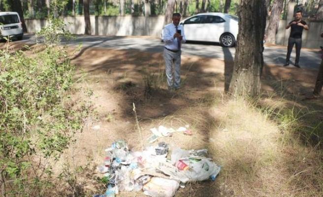 Çöpler, cep telefonu uygulamasıyla toplanacak