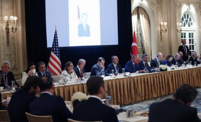Cumhurbaşkanı Erdoğan, Graham ile görüştü (2)