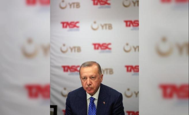 Cumhurbaşkanı Erdoğan, Graham ile görüştü (3)