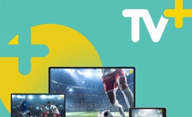 Dijital TV platformu TV+, 2 ay boyunca kırmızı-beyaza boyanacak