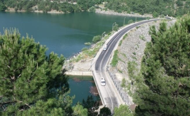 Doğancı Barajı'nda su seviyesi düşüyor mu?
