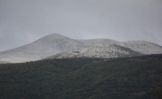 İlk kar yağdı