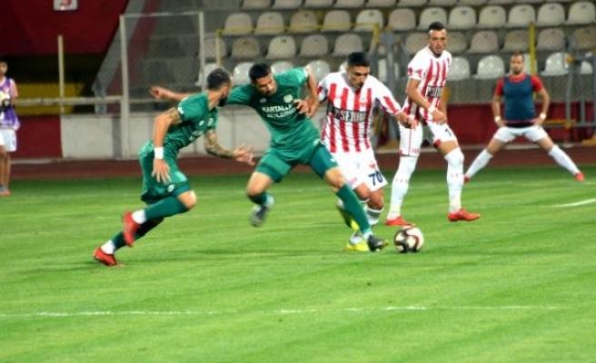 Kahramanmaraşspor - Etimesgut Belediyespor: 2-1