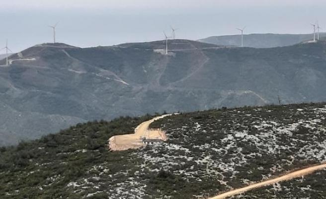 Karaburun'da RES projesi için verilen 'ÇED olumlu' kararına 4'üncü iptal