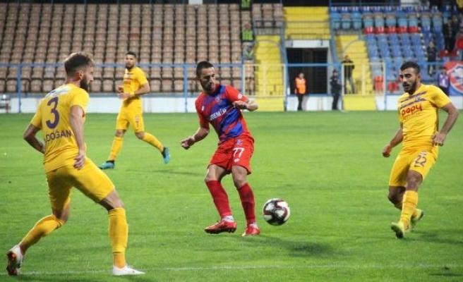 Kardemir Karabükspor - Eyüpspor: 0-1