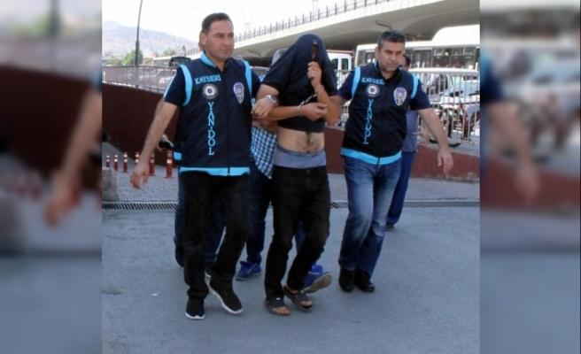 Kayseri'de engelliyi dolandıran 5 kişiye gözaltı