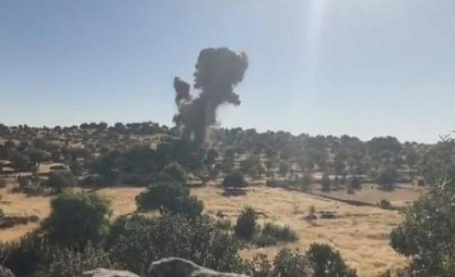 Mardin'de, 'Kıran 2 Operasyonu'nda çok sayıda silah ve mühimmat ele geçirildi
