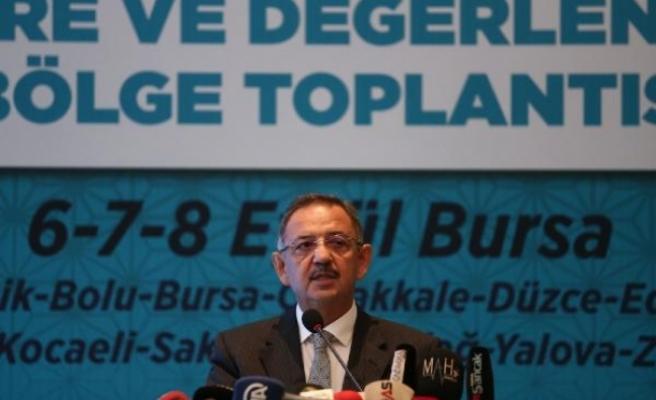 Özhaseki: CHP'nin genel siyasetinin ekseni 'yalan'