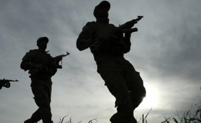 Pervari'de 5 terörist etkisiz!