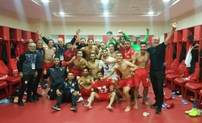 Yılport Samsunspor- Tarsus İdman Yurdu: 5-0