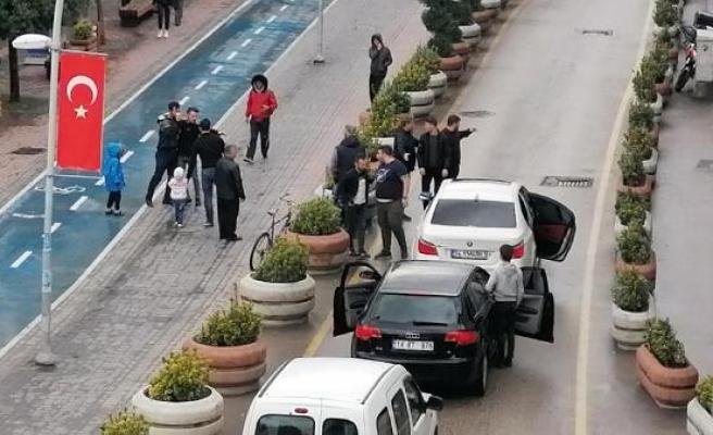 3 çocuğunun önünde babayı döven sürücüye 'saygısız sürüş'ten 218 TL ceza