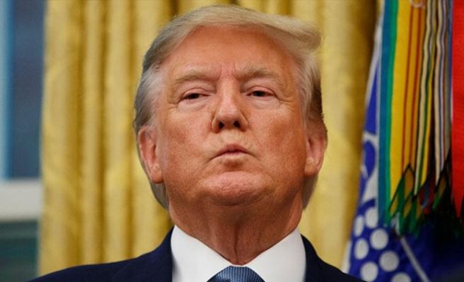 ABD Başkanı Trump'dan Suriye mesajı