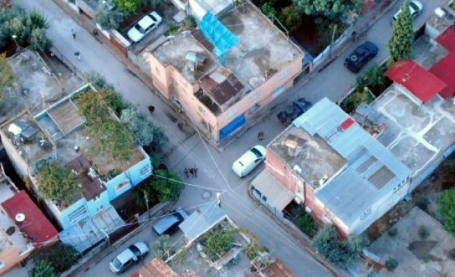 Adana'da uyuşturucu operasyonu: 21 gözaltı kararı/ Ek fotoğraflar