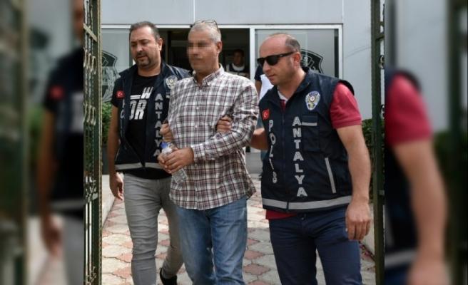 Antalya'da pırlanta taş çalan Ürdünlüler, İstanbul'da yakalandı