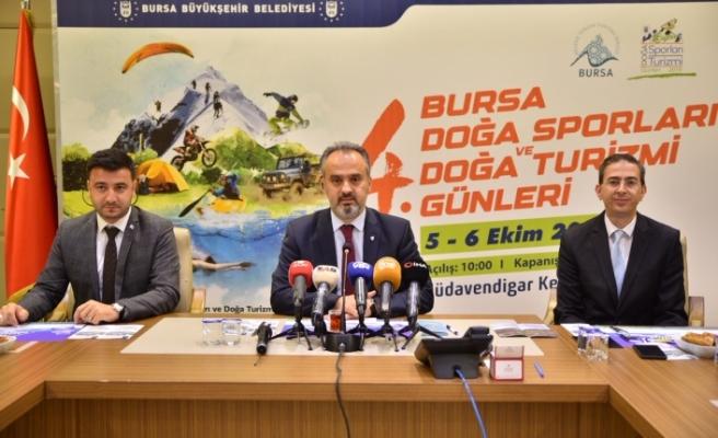 Büyükşehir'den turizm ve sporun en doğal hali