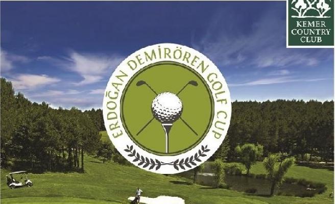 Erdoğan Demirören Golf Cup başlıyor