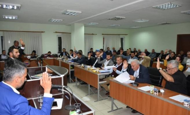 Gemlik Belediyesi'nde Bütçe Belirlendi