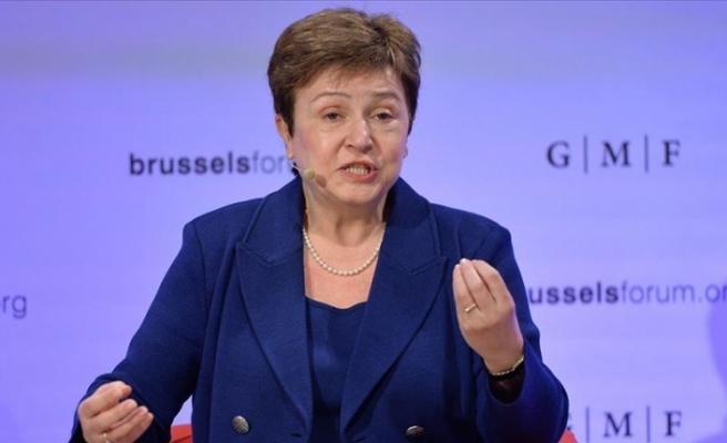 IMF Başkanı Georgieva net olarak belirtti