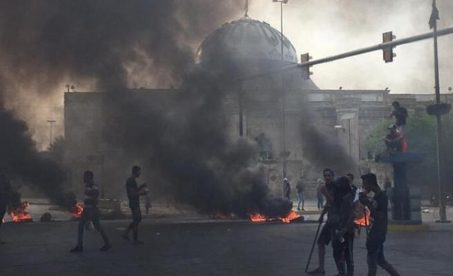 Irak'ta 3 kentte daha sokağa çıkma yasağı
