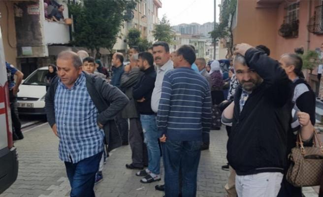 İstanbul'da kan donduran olay!