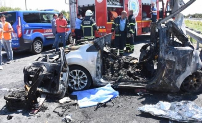 Kanayan Yaramız: Trafik Kazaları