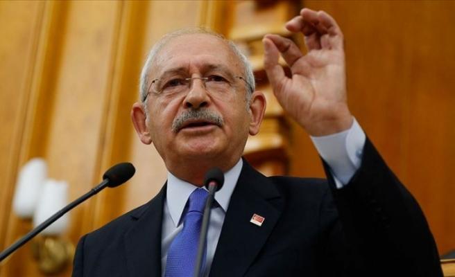 Kılıçdaroğlu: ABD Temsilciler Meclisinin kararını şiddetle reddediyoruz