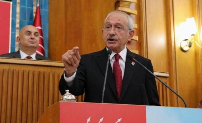 Kılıçdaroğlu: İçimiz yana yana tezkereye evet diyeceğiz