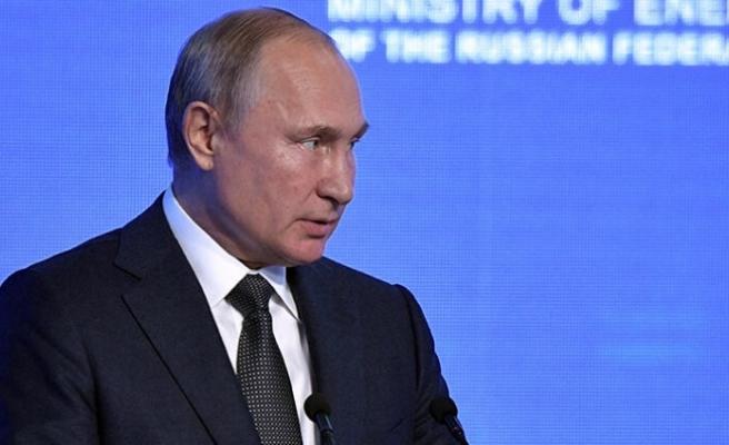 Putin'den esprili seçim cevabı