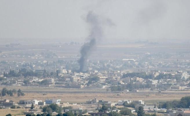 Rasulayn'da aşiretler, YPG/PKK ile çatışıyor