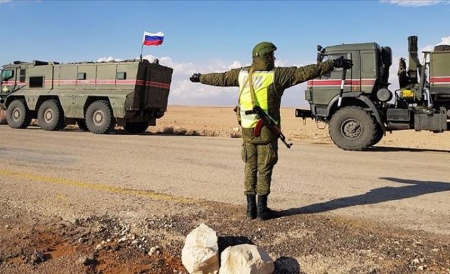 Rus Birlikleri Sınıra Ulaştı