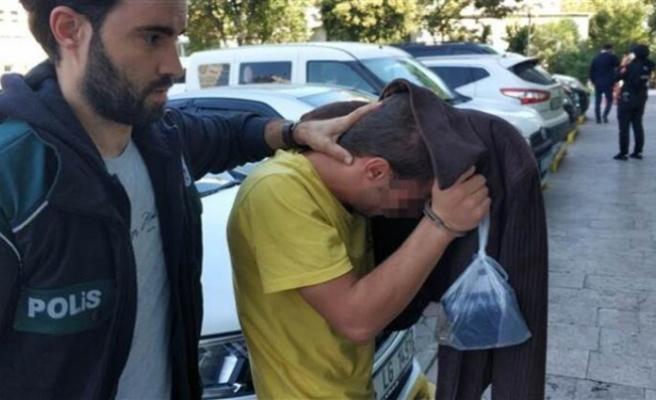 Samsun'da uyuşturucu baskını