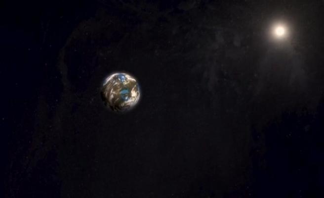 Dünyadan 110 ışık yılı uzakta bulundu