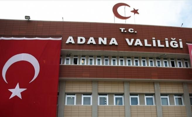 Adana'da gösteri ve yürüyüş yasağı uzatıldı