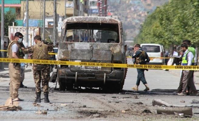 Afganistan'da Saldırı: 7 Ölü