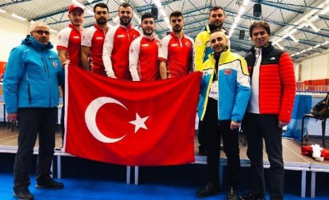 Avrupa Curling Şampiyonası'nda millilerinfinal ve yarı final heyecanı