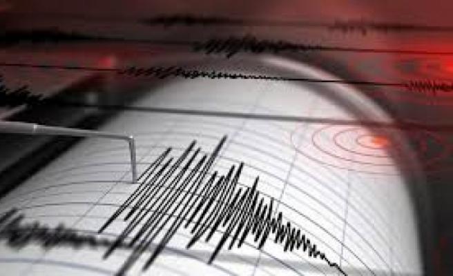 Bosna Hersek'te deprem!