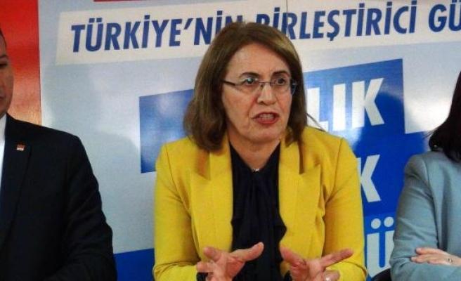 CHP'li Köse: Yaşamımıza kastedenlere karşı mücadeleyi büyütmek zorundayız