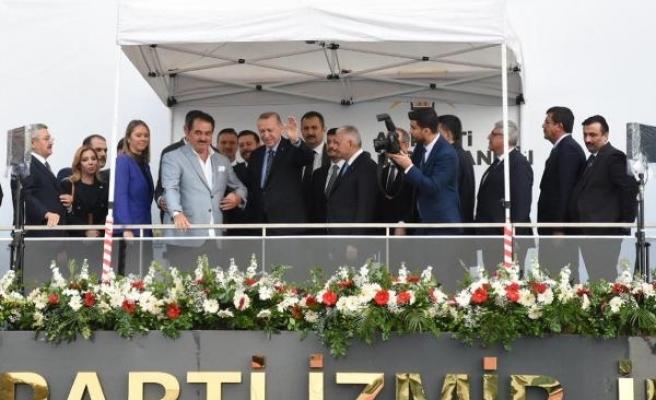 Cumhurbaşkanı Erdoğan: Cemaati olmayan cami yetim ve öksüzdür (2)
