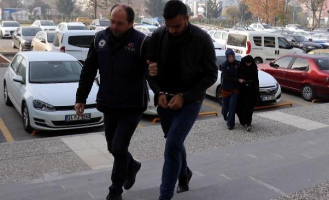 DEAŞ şüphelisi çift tutuklandı