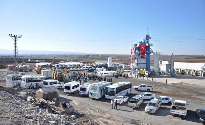 Diyarbakır'da, sönmüş volkanik taşlardan asfalt üretilecek