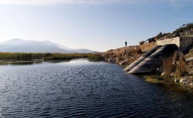 'Eğirdir Gölü kurursa hayatımız biter'/ Ek fotoğraflar
