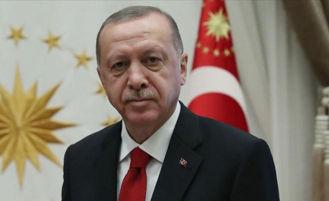Erdoğan Iğdır'ın düşman işgalinden kurtuluşunu kutladı