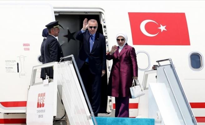 Erdoğan Macaristan'a gidecek