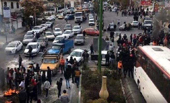 İran'daki protestolarda '200'den fazla kişi öldürüldü' iddiası
