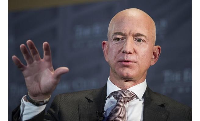 Jeff Bezos 'dünyanın en zengini' unvanını kaptırdı! İşte zirvedeki isim