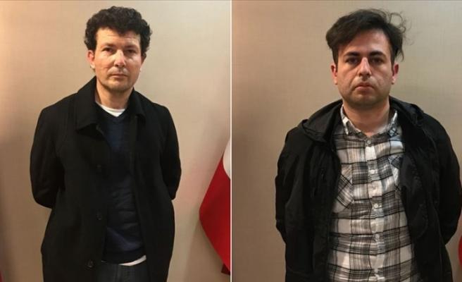 Kosova'dan getirilen FETÖ sanıklarının cezası belirlendi