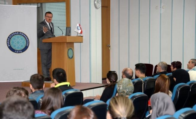 Rektör Kılavuz: İstanbul'daki üniversitelerden daha avantajlıyız!