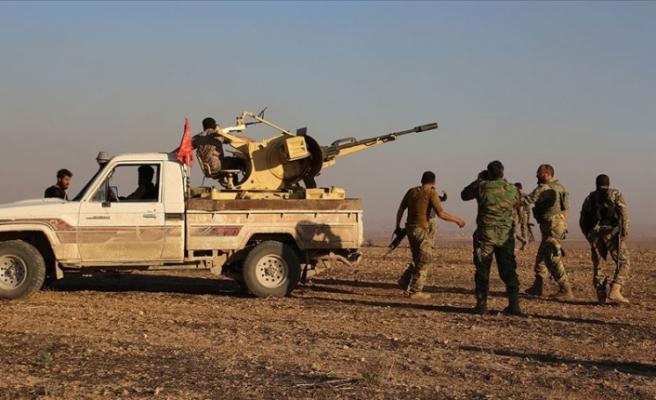 Suriye Milli Ordusu 224 şehit verdi