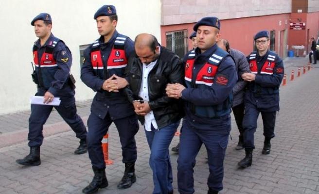 TIR'dan hırsızlık yapan 2 kişi tutuklandı