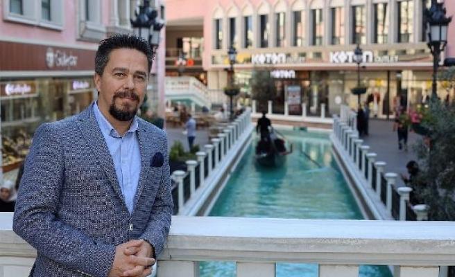 Venezia Mega Outlet/Isıgöllü: Gondol turları mağaza cirolarını artırıyor